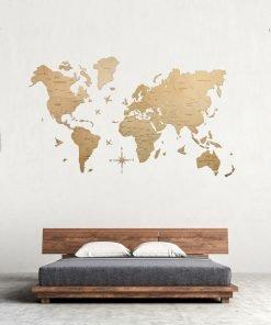 2D Mapy Světa