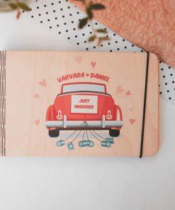 Dřevěné deníky