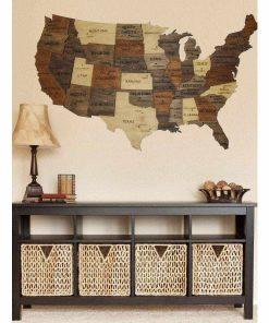 Mapy USA