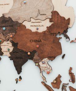 Zapichovací piny k mapám